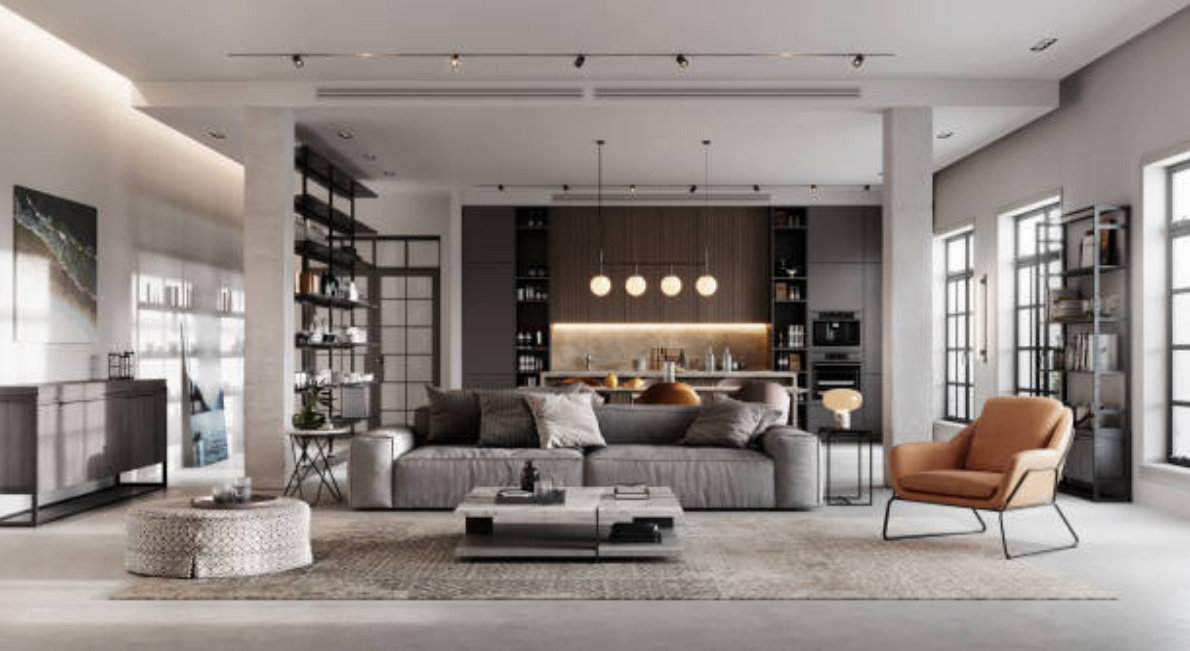 Clean Living Rooms